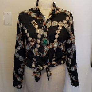 Ralph Lauren Conch Belt Shirt